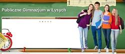 Publiczne Gimnazjum w Łysych