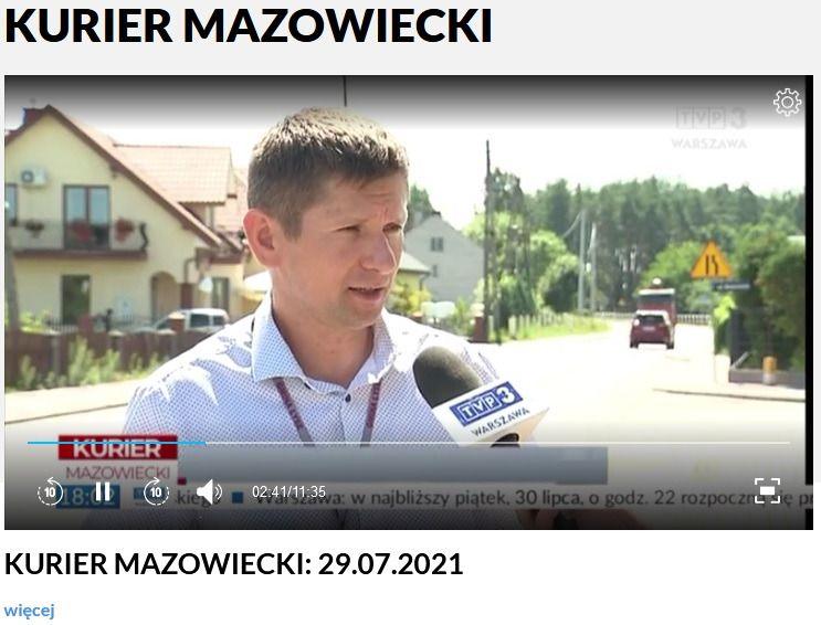 Kurier Mazowiecki: 29.07.2021