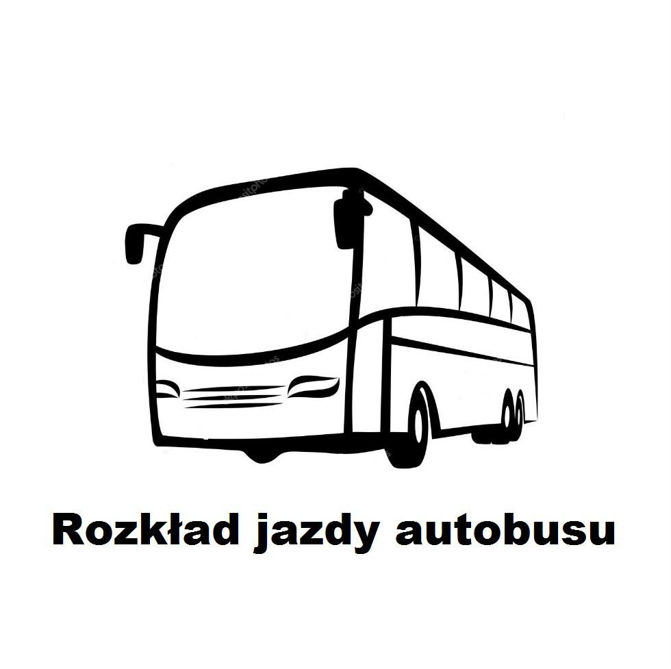 Rozkład jazdy autobusu